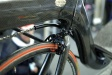 Light as a feather and super stiff: de new M5 Carbon High Racer