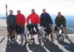 Mont Ventoux by M5 bike