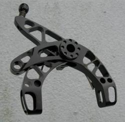 M5 sidepull brake rear wheel updated!