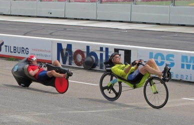 High ranking for Bram Moens at Cycle Vision 2014 races