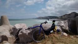 En nog een mooie uit de baai van Dieppe in Frankrijk...
